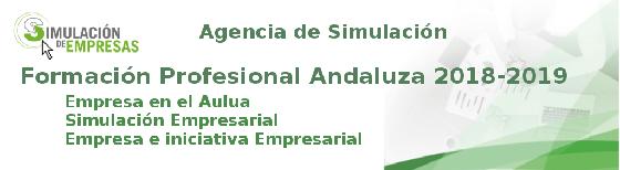 Simulación De Empresas Formación Profesional Andaluza